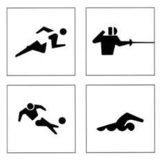 """1964年 東京五輪を支えたデザイナーたちの""""おもてなし"""":「ピクトグラム」は世界を繋ぐ"""