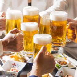 忘年会シーズン前に知っておきたい!!「飲みすぎ」によりダメージを受ける臓器とリスク回避方法