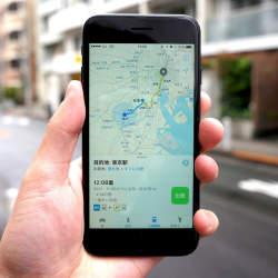 電車・バスを使った経路検索に対応:iOS 10.1で「マップ」はどのように生まれ変わったのか