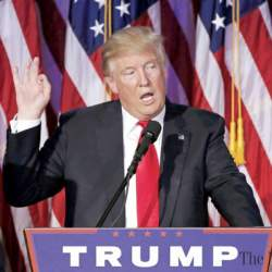 "TRUMP TRIUMPH:米国史上最も""異端""な大統領が日本を劇的に変えていく"