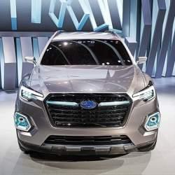 スバルの新SUVがフラッグシップ車種に?「VIZIV-7 SUV CONCEPT」に高まる期待