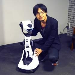 壁や天井がディスプレイに!Cerevoがプロジェクター搭載ロボット「Tipron」を発売