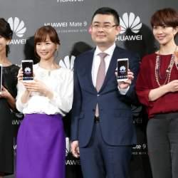 高性能SIMフリースマホ「Mate 9」登場!ファーウェイが日本市場で重視するポイントを明言