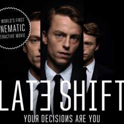 観客がスマホでストーリーを決める? 観客参加型映画『Late Shift』をイチ早くチェック!