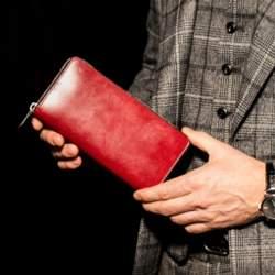 春に買い替えて「張る財布」! 男をアゲる革財布の国産5ブランド