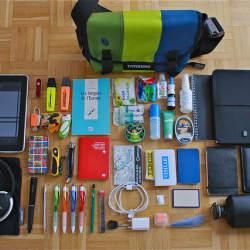 スマートな大人の必需品:デキるビジネスマンになる「バッグinバッグ」のススメ