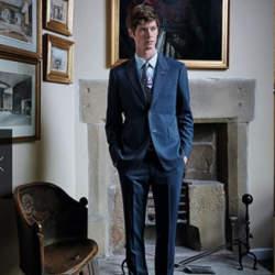 ポール・スミスの「インディビジュアルオーダースーツ」で自分だけの特別な一着を