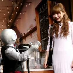 人型ロボットビジネス最前線:ソフトバンクロボティクスが語るペッパー2017年の施策