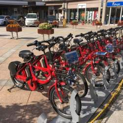 IoT導入でますます便利に:今、カーシェアよりも自転車シェアリングがアツい理由