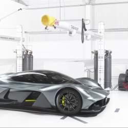 アストンマーティン×レッドブル! 豪華製作陣のハイパフォーマンスカー「AM-RB 001」