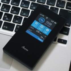 格安SIMで使えば確実にコストダウン! SIMフリーのモバイルルーターが便利