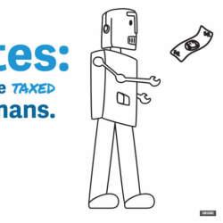 """ビルゲイツ「あなたの仕事を奪うロボットに課税をするべき」:""""新システム""""を海外メディアで提言"""
