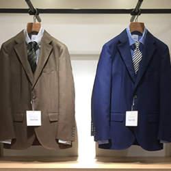 マッキントッシュ フィロソフィーから待望の「トロッタースーツ」が発売:プレゼントキャンペーンも