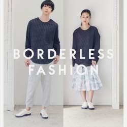 """""""自由にファッションを楽しむ""""「BORDERLESS FASHION」展が開催中!"""