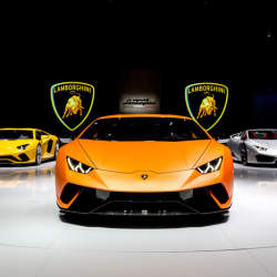 量産車世界最速!ランボルギーニ新型「ウラカン・ペルフォルマンテ」は2017年夏頃から納車スタート