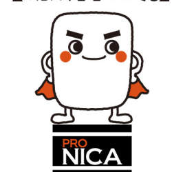 【謎コラボ】掃除に大活躍の「激落ちくん」が 消臭アイテム「PRONICA」と高級Tシャツ?を発売