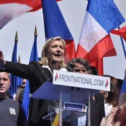 【速報】フランス大統領選第1回投票、中道マクロン氏と極右ルペン氏が決選投票へ