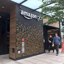 西田宗千佳のトレンドノート:Amazon Goを「見てきた」。