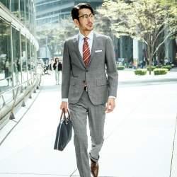【夏用スーツの選び方】猛暑を快適にする生地&夏用スーツおすすめ10選