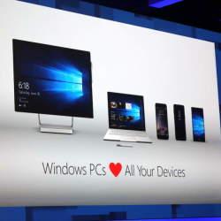 どんなスマホも分け隔てなく連携:Windows 10新機能から見るマイクロソフトの今