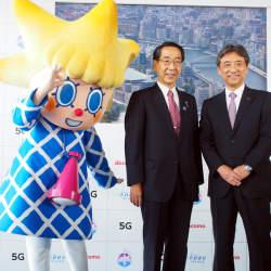 次世代通信「5G」商用化で何が変わるのか:ジャーナリスト石野純也がドコモの5Gイベントをレポート