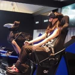 サムスンのVR体験イベント「Galaxy Studio Tokyo」は絶叫間違いなし!