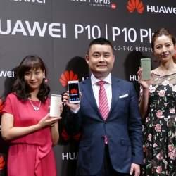 ファーウェイの人気SIMフリースマホ「P10」3機と「HUAWEI WATCH 2」6/9発売!