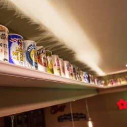 【Houzz】「家飲み」を楽しく! クラフトビールをインテリアに取り入れよう