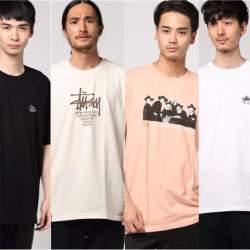 完売続出!ストリートの王道STUSSYの新作Tシャツ5選