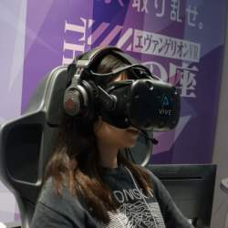 エヴァや攻殻、ガンダムがVRゲームになって登場!新宿にオープンした国内最大級VR施設体験レポ