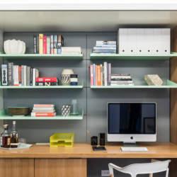 【Houzz】ホームオフィスを使いやすく整理する9の秘訣