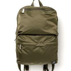 ミリタリーテイストにチャレンジするならPORTER FLAME新作バッグを即買い!
