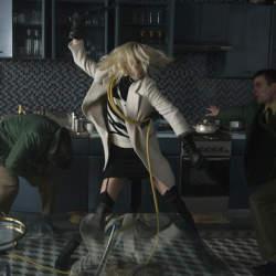 まるでパンクロックのMV? シャーリーズ・セロン主演のスパイ映画「アトミック・ブロンド」