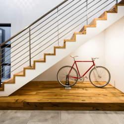 【Houzz】スポーツ用自転車を家の中に収納・保管する5つのアイデア