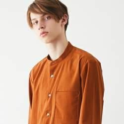 ファッショニスタはこれを着ていた!まわりと差がつくバンドカラーシャツ特集