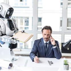 【書き起こし】ロボットとの共栄。デビッド・リー「ロボット時代に伴う人間性のある新職業」を提唱