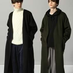 """コートは""""ロング丈""""がトレンド!今マネしたい、ロングコートを使った大人コーデ特集"""