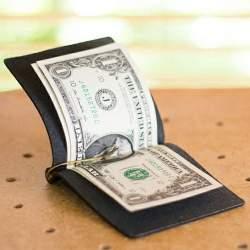 """""""財布""""はこんなに薄くなる!スマートシンプルな大人の男のための「マネークリップ」特集"""