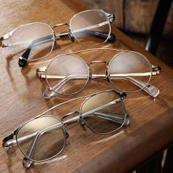15周年のアイウェアセレクトショップ「コンティニュエ」は眼鏡はもちろん、時計も楽しい!