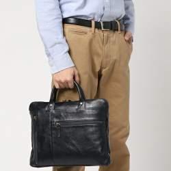 プライベートからビジネスまで使える、新年に欲しいレザーバッグを価格帯別にラインナップ!