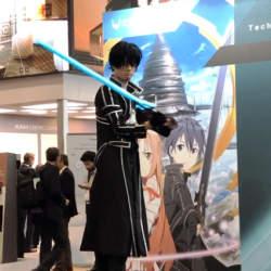 【CES 2018】SAOの剣が「ホンモノ」になった!超おもちゃを実現したものづくりの変化