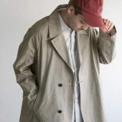メンズスプリングコートの着こなし&着回せるコートを選ぶコツ【ビジネス兼用】