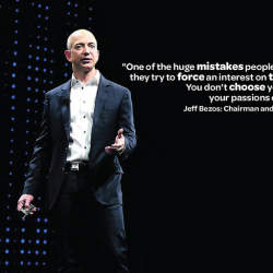 【書き起こし】Amazonジェフ・ベゾスが弟マークに語った「ワークライフバランス」の危険性