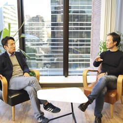 高松雄康×本間真彦 対談「オープンエイト創業の想いとこれから目指し求めていくこと」前編