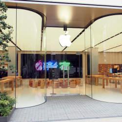石野純也のモバイル活用術:オープン直前!Apple新宿の全貌をいち早くレポート