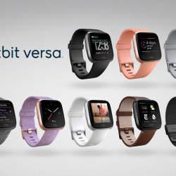 Apple Watchのライバル登場?スマートウォッチ「Fitbit Versa」が6月15日発売!