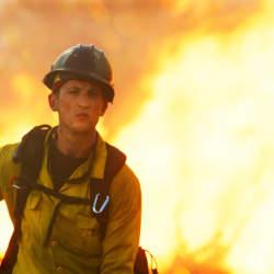 山火事は空からではなく地上で消せ!!森林消防隊の実話を基にしたヒューマンドラマ「オンリー・ザ・ブレイブ」