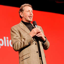 Oracle創業者ラリー・エリソン「壮絶な幼少期」と「常識を疑うこと」若き起業家たちへのアドバイス
