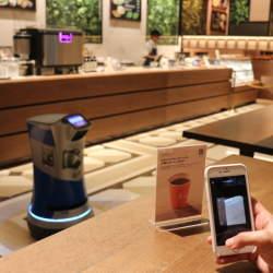 カフェ店員不要の時代?!デリバリーロボットによる次世代カフェとは?