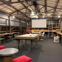 元鉄工所倉庫をリノベーション。草加市で初のコワーキングスペースがオープン!